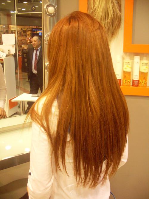 kabarık saçlar