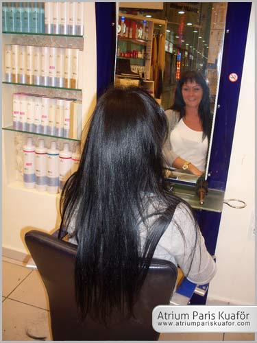 kabarık saçlar için öneriler