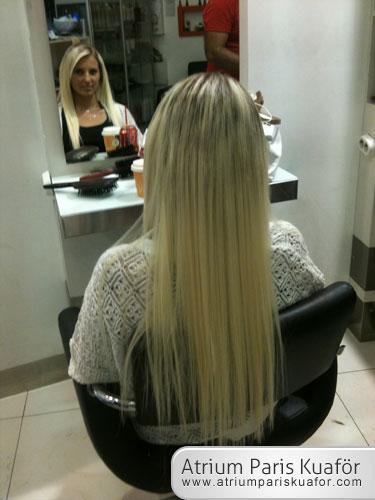 mikro kaynak saç nasıl yapılır