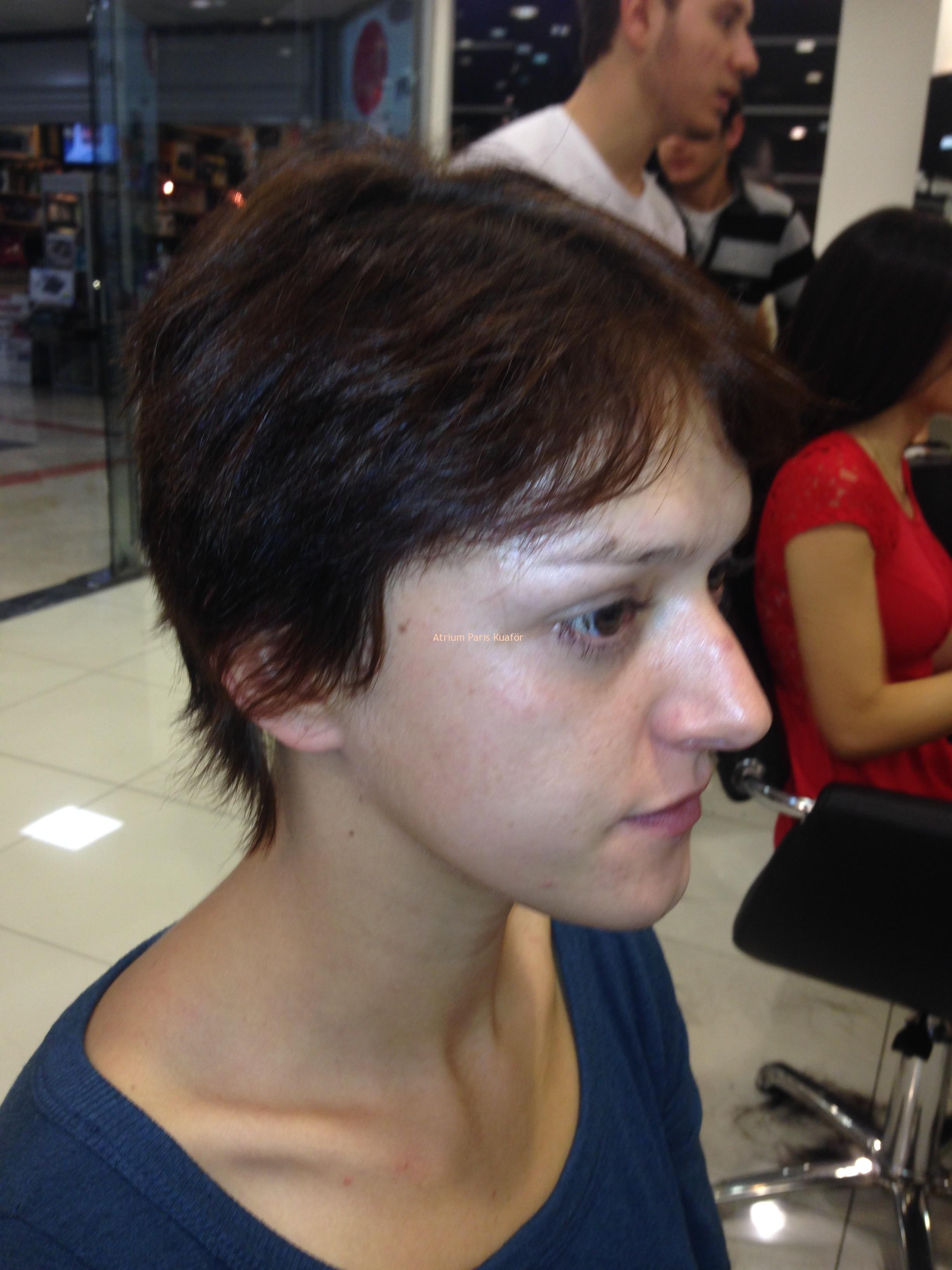 mikro kaynak saç modeli