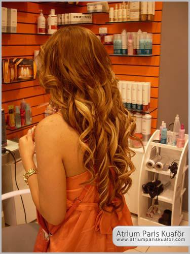 saç rengi önerileri