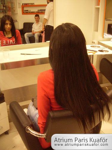 saç kaynak sonrası