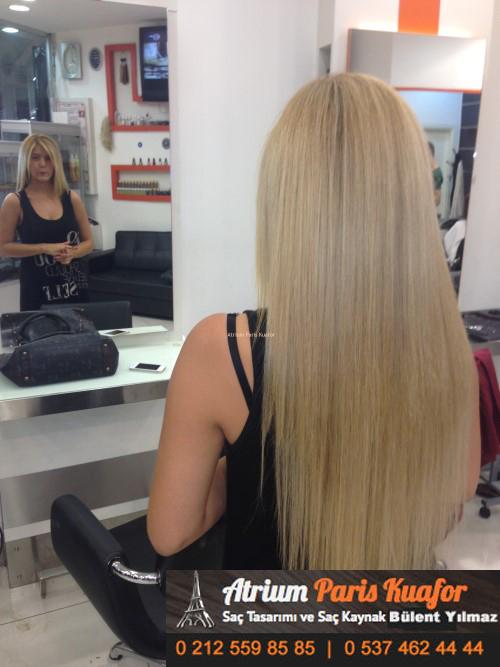 kalıcı saç