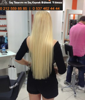 Saç Kaynakta Halka Kaynak Trendi