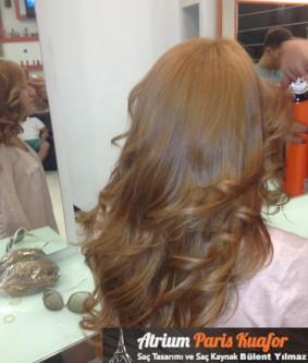 Dalgalı Saçlar İçin