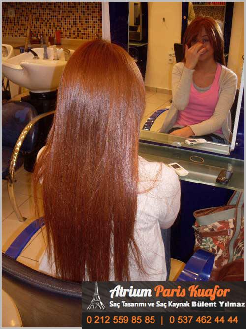 saç uzatma maskeleri