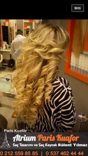 dalgalı saç kaynak