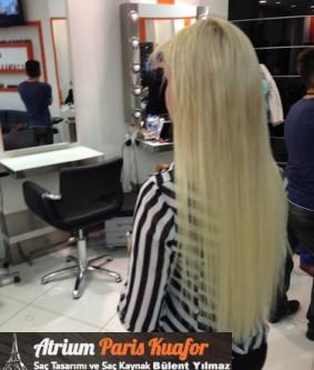 Uygun Fiyatlı Boncuk Saç Kaynak ile Dolgun Saçlar