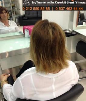 Kısa Saça Kaynak Yapılır mı?