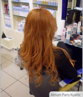 Saç Rengi ve Saç Boyama