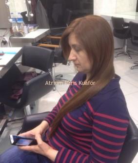 Saça Keratin Kaynak Nasıl Yapılır?